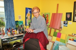 Nan Penhey, a retrospective Exhibition