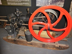 HORNSBY STATIONARY ENGINE