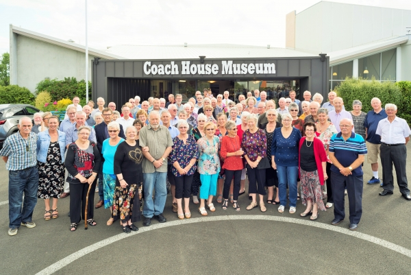 Coach House Volunteers